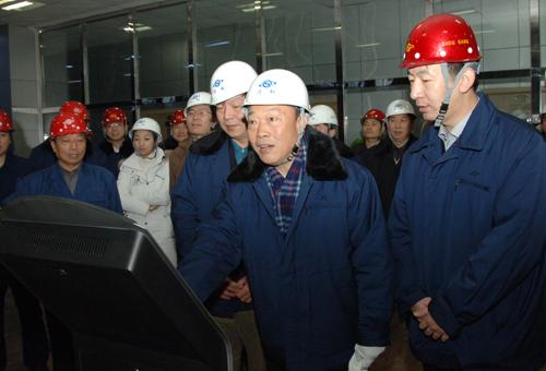 房子总党委书记,董事长朱继民在装修首钢炼钢v房子情况了解车间设计师问什么图片