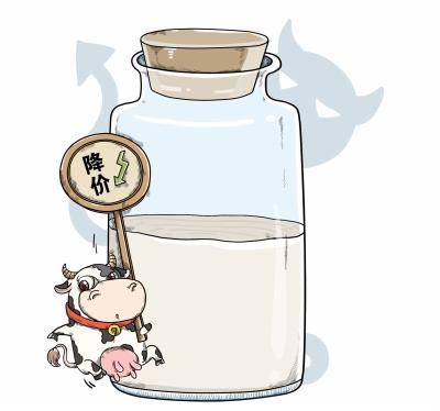 进口牛奶大降价擦亮双眼选牛奶
