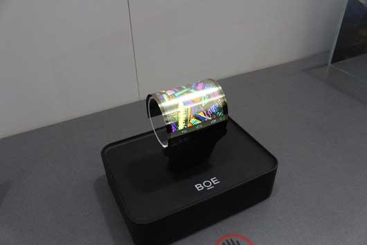 京東方(BOE)OLED臂環