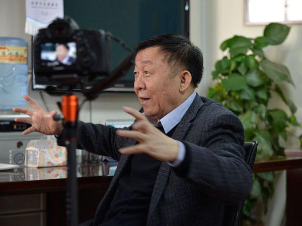 對話中華文促會主席王石