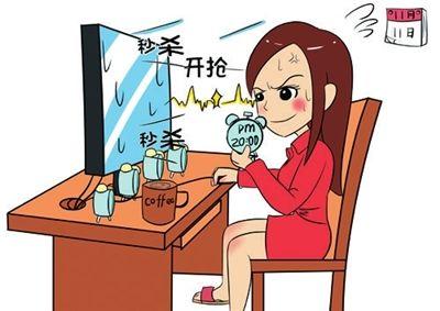 北京網購活躍用戶月均下單4.7次