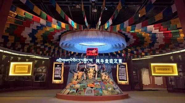 牦牛走進北京——高原牦牛文化展