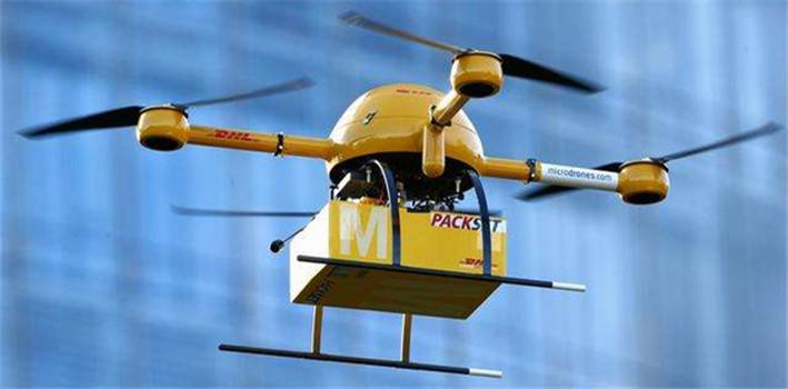 未來快遞怎麼送?無人車無人機顯神通