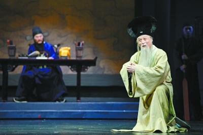 《大訟師》:從戲曲到話劇的冒險