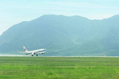 河北第6座民航机场通航