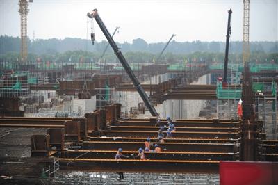 6號線西延計劃明年底通車試運營