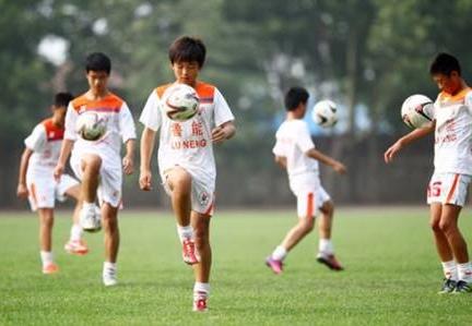 中國足協啟動青訓戰略布局