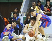 CBA第16輪-福特森30+11 廣廈大勝天津