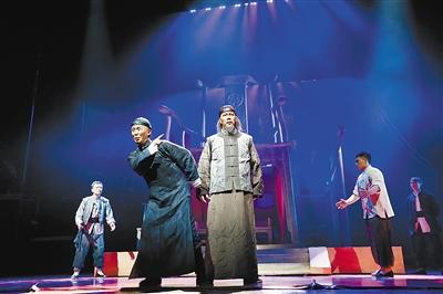孟衛東談《紫檀》音樂 觀眾愛聽演員愛唱