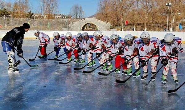 海淀成立中小學冰雪運動聯盟