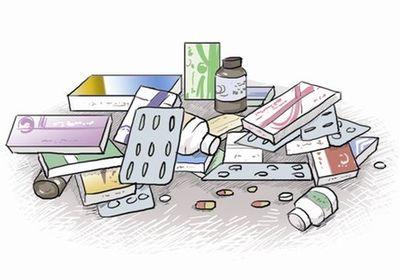 家庭过期药品回收卡在哪儿?