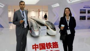 中國高鐵為世界提供可持續發展解決方案