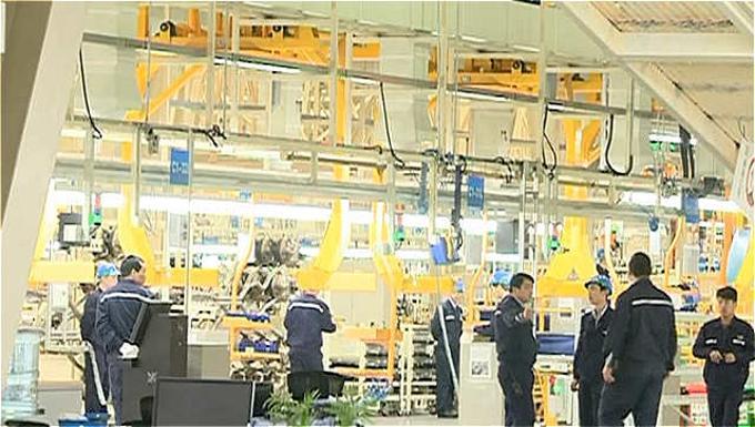 國家統計局:4月份中國經濟運行總體穩定