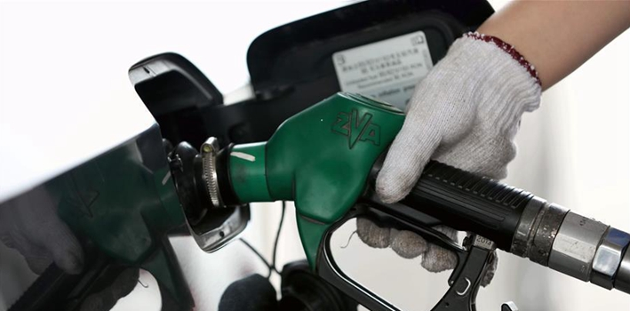 """汽油、柴油價格""""五連漲"""""""
