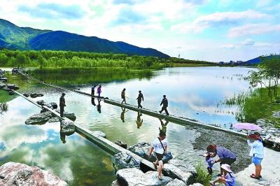 永定河畔 首劃禁釣區