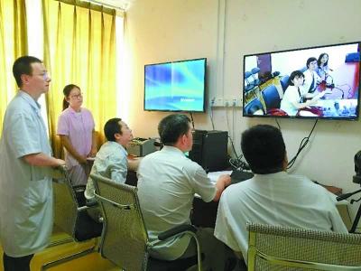 廊坊儿童家门口享受北京优质医疗资源