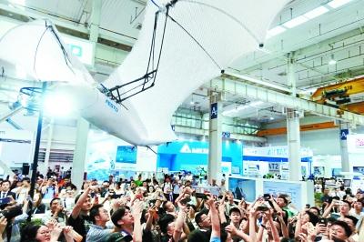 世界机器人聚会北京