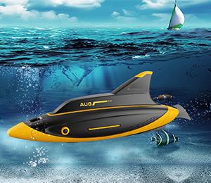 低能耗混合驅動水下滑翔機