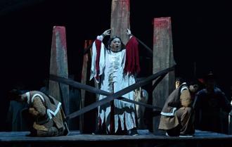 莫言歌劇《檀香刑》將登陸國家大劇院
