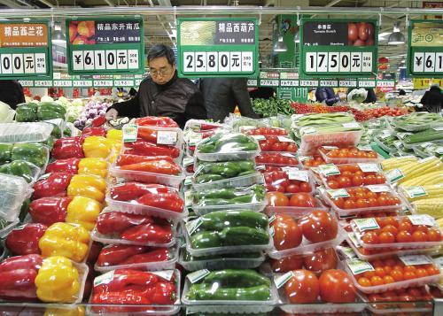 2018年全國居民消費價格同比上漲2.1%