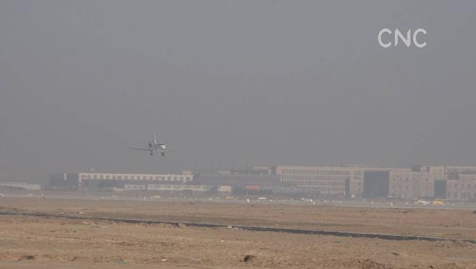 欣喜!北京大興國際機場完成首場飛行校驗