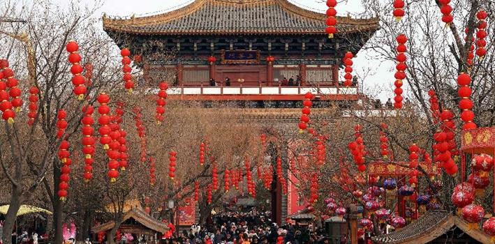 春節旅遊市場活躍 過文化年成風尚