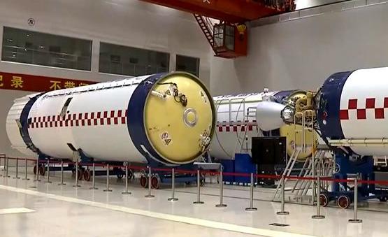 長徵六號運載火箭改進型正在研制