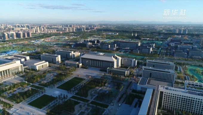 北京城市副中心建設者:要把藍圖變實景