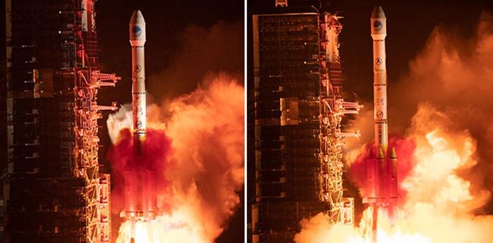 第44顆北鬥導航衛星發射成功