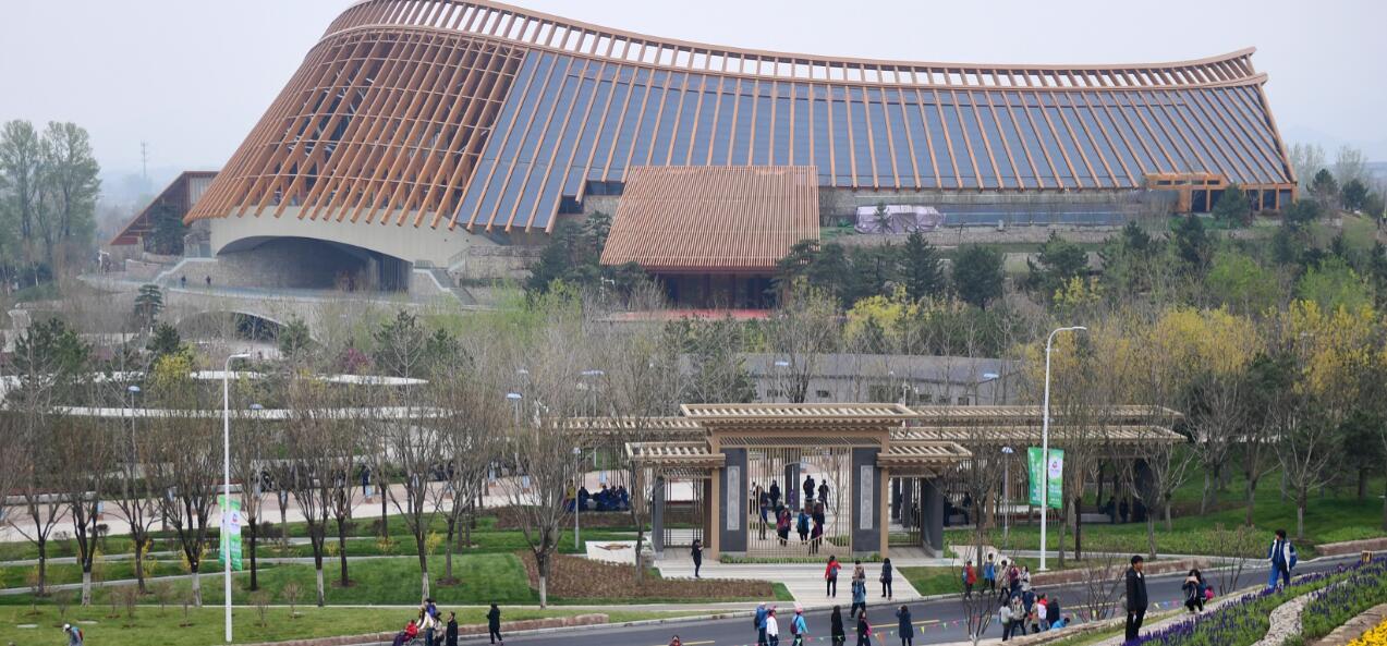 北京:世園會期間交通保障工作全部就緒