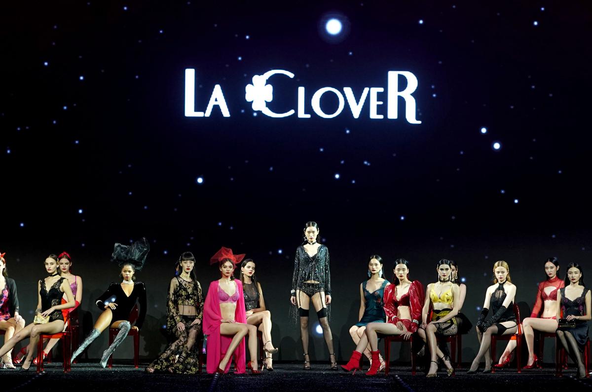 中國國際時裝周在京閉幕