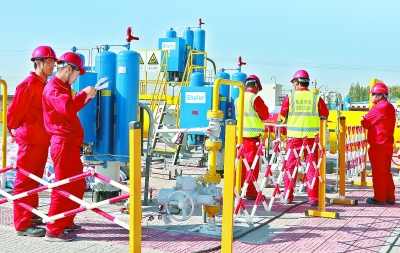 北京天然氣供應再添新保障