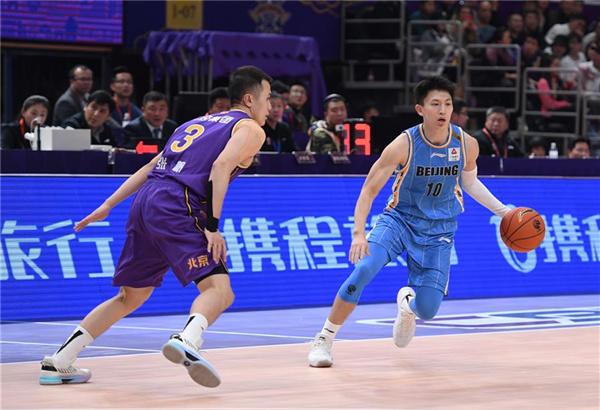 CBA聯賽:北京控股不敵北京首鋼