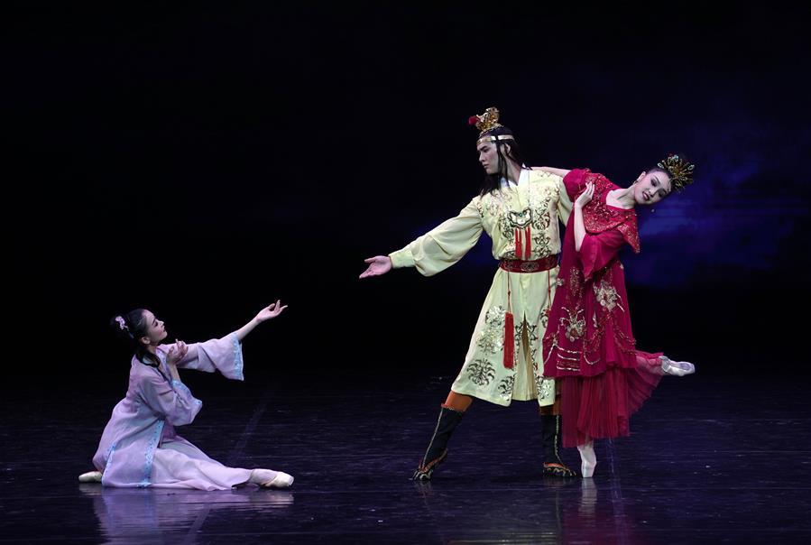 《中央芭蕾舞團建團60周年GALA》在京上演