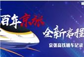 百年京(jing)張 全新啟程(cheng)——京(jing)張高鐵(tie)通車記錄