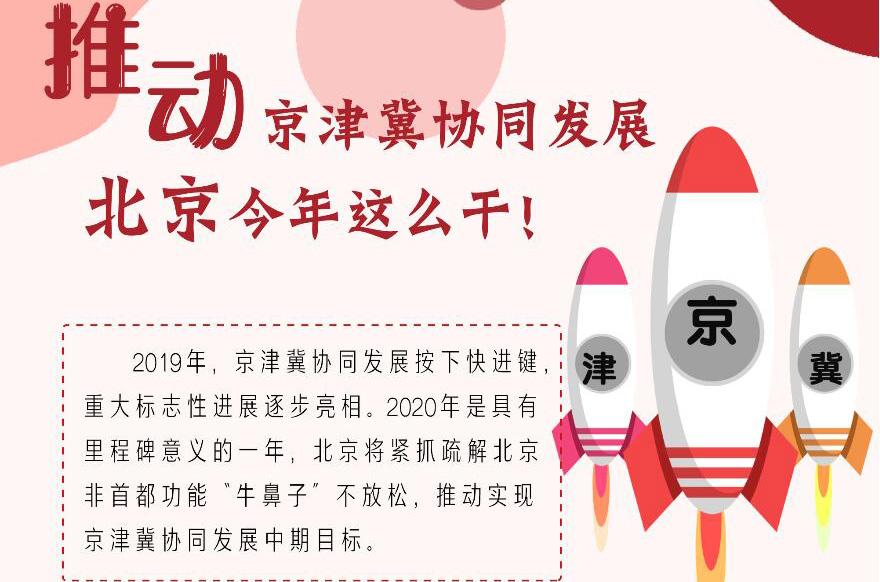 【圖解(jie)新聞(wen)】推動京(jing)津(jin)冀協(xie)同發展 北京(jing)今(jin)年這(zhe)麼干!