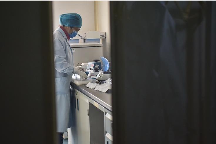 探訪北京疾控病毒檢測實驗室