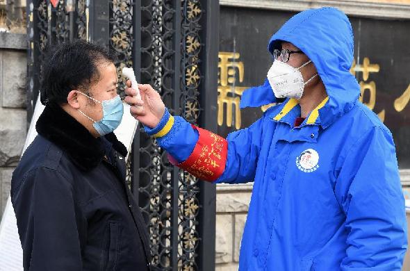 北京延慶:加強社區防疫管理 保障社區居民安全