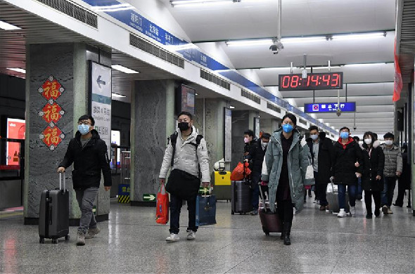 北京(jing)節後首個工作日(ri)︰交(jiao)通秩序井然 市場供應穩定