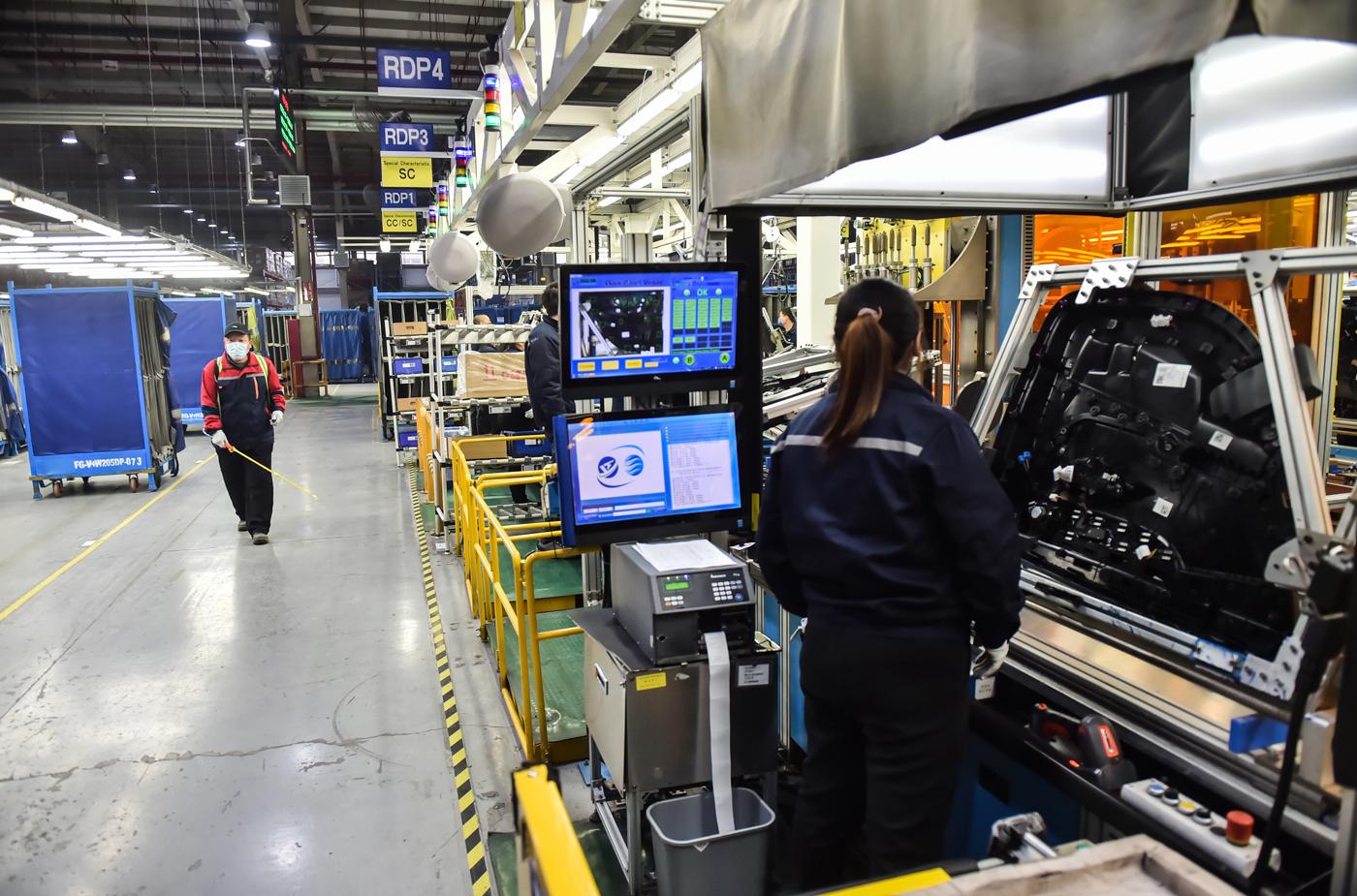 北京:工廠有序復工復産