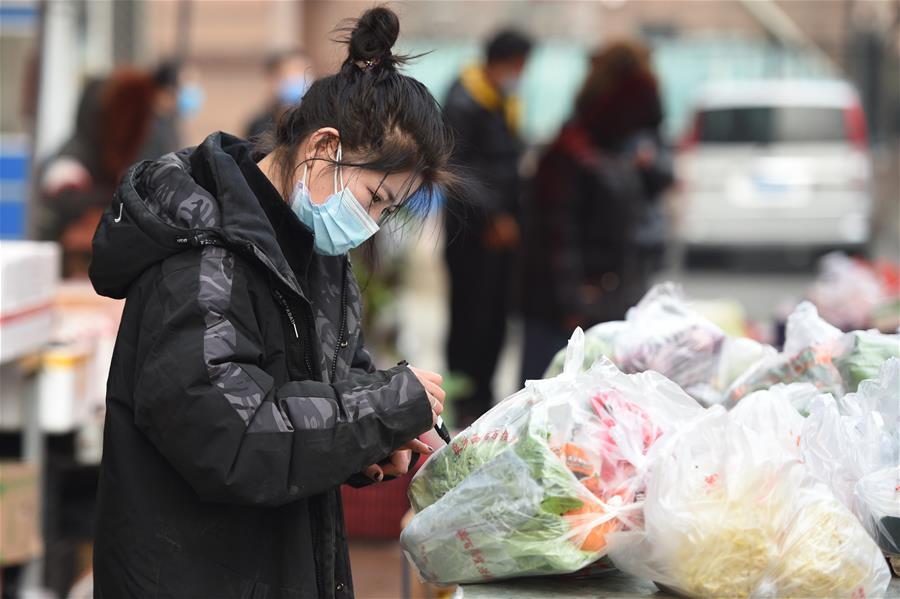 北京:蔬果送上門 解憂保供應