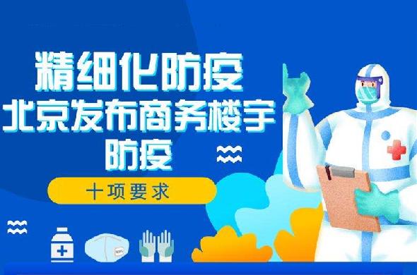 【圖解(jie)新聞】精細化防疫 北京發布(bu)商務樓宇防疫十項要(yao)求