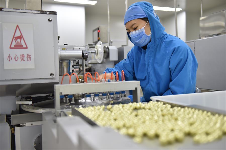 北京同仁堂復工復産保藥品供應