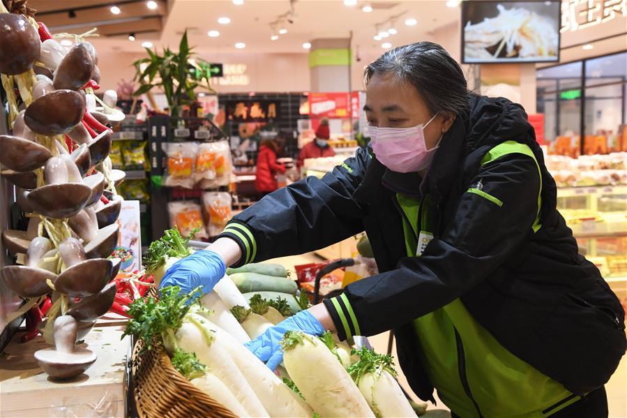 北京:加強超市管理 保障購物安全