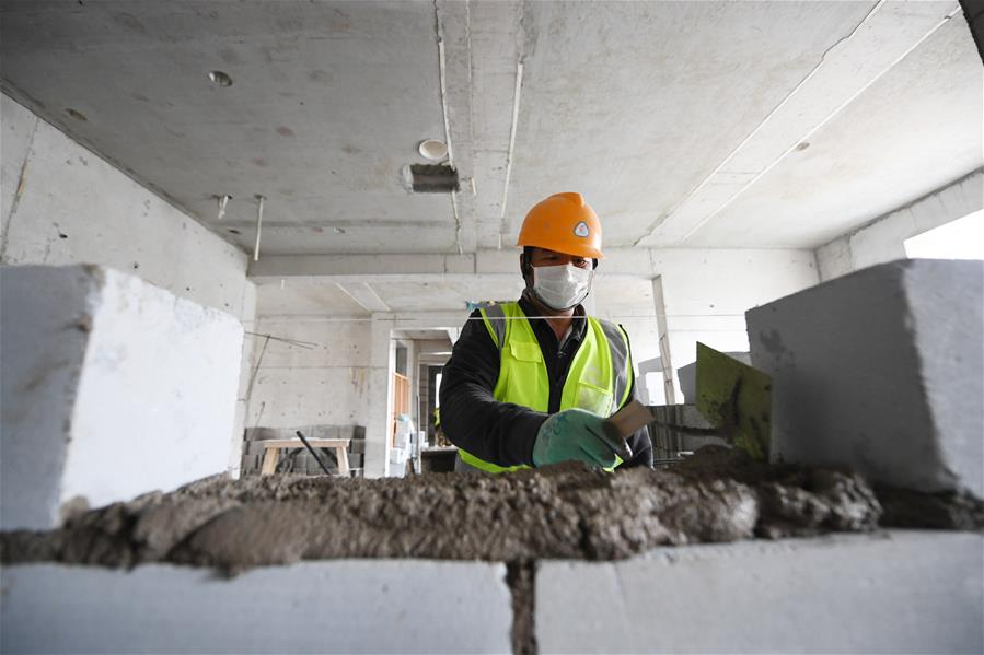 北京:共有産權房項目平穩復工