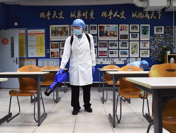 北京海淀:多措並舉助力高三返校