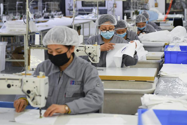 北京:可重復使用醫用防護服獲批上市