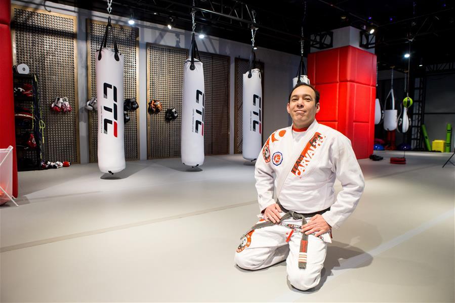 疫情下巴西柔術教練的北京故事