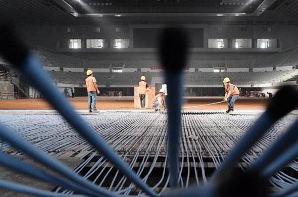 易轉換、夠低碳、可持續——解密北京冬奧場館冰面建設亮點