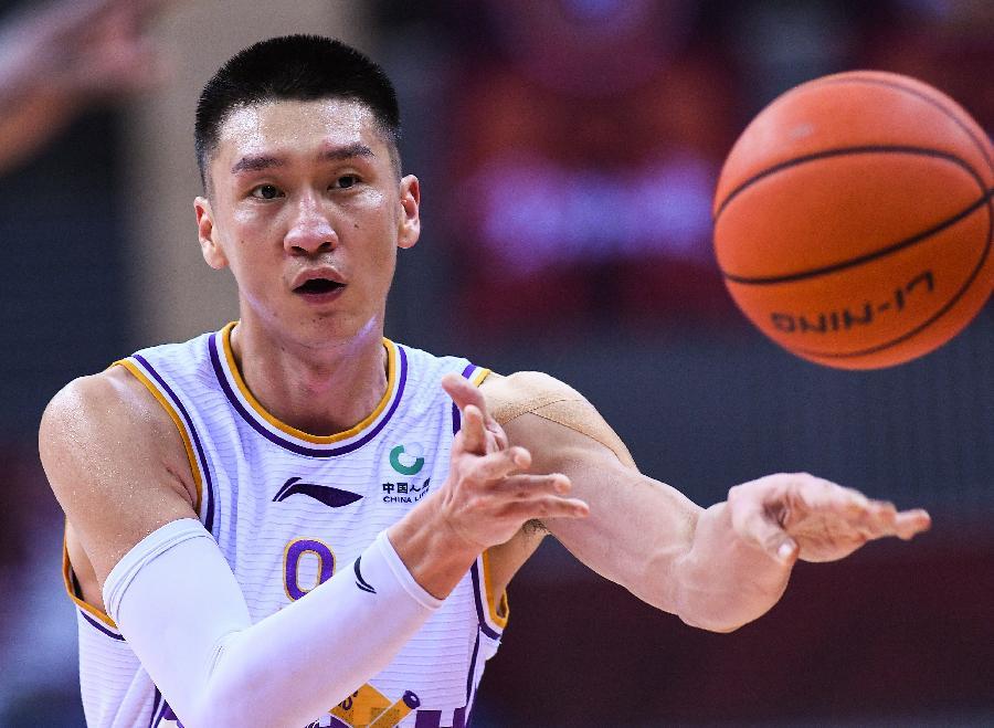 CBA聯賽季後賽:北京控股隊晉級八強